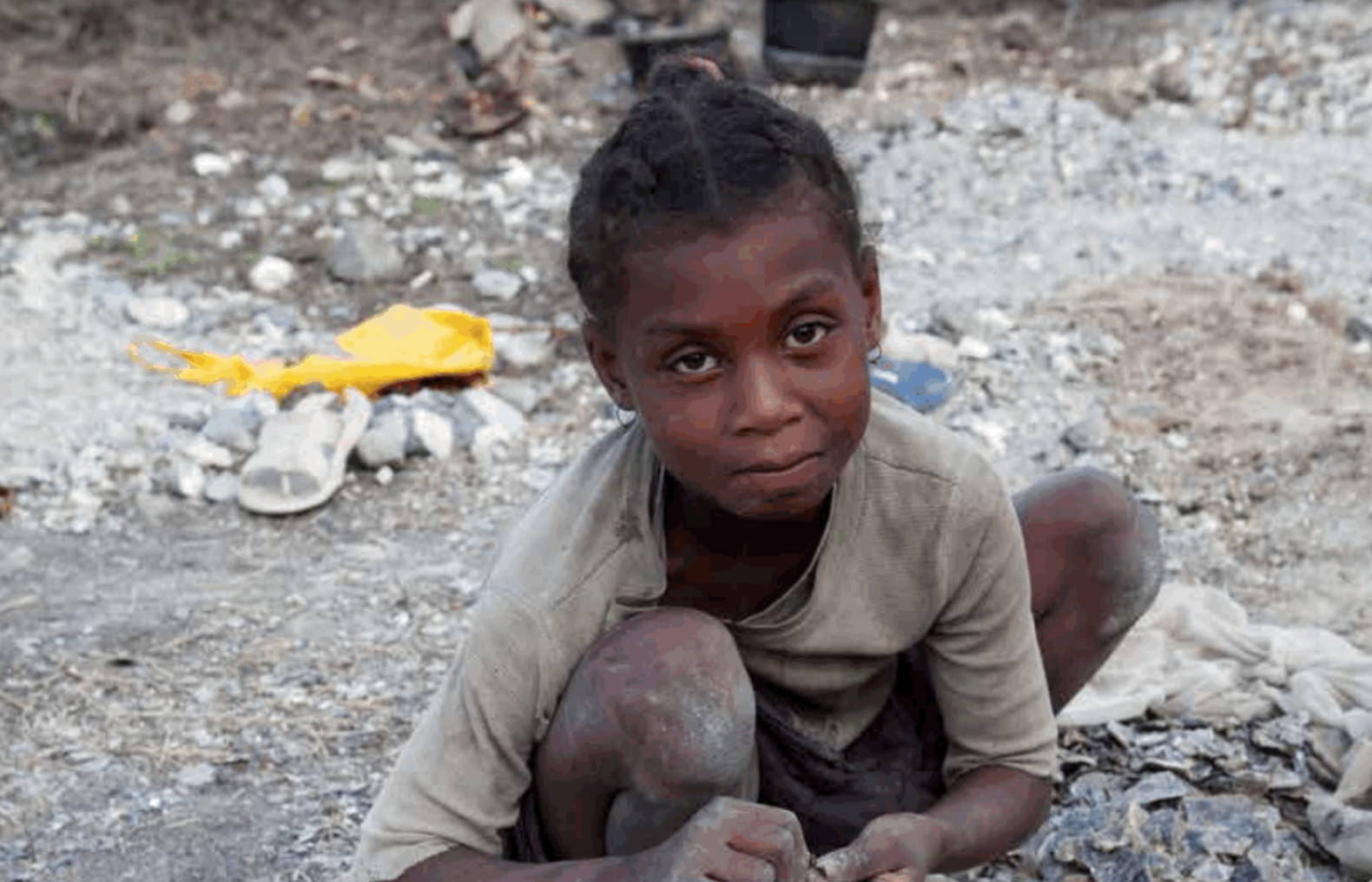 Child Labor in Madagascar's Mica Sector