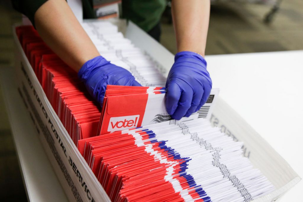 States Should Embrace Vote by Mail and Early Voting To Protect Higher-Risk Populations From Coronavirus